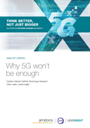 Why 5G won't be enough
